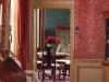 Kasteel Keukenhof doorzicht vanuit Rode salon naar Torenkamer