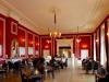 Spoorwegmuseum gerestaureerde eetzaal