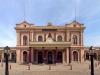 Spoorwegmuseum voorgevel