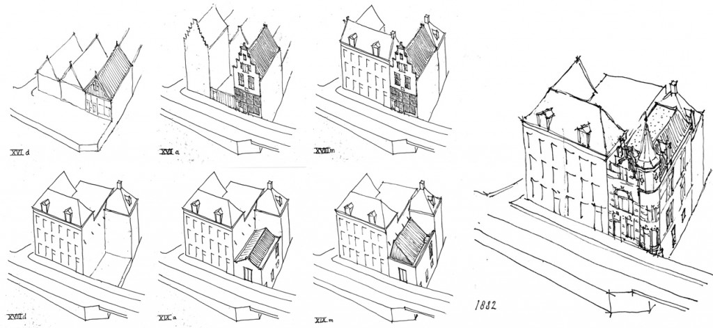 Herengracht 395 schetsen